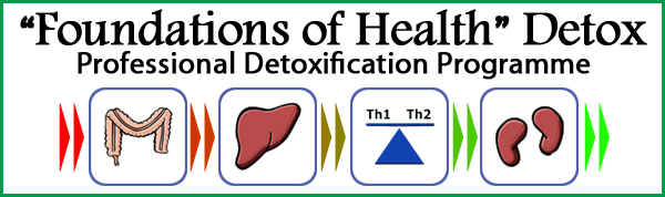 Foundations of Health Detox - The Professional Detox Programme.
